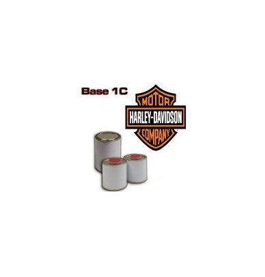 HARLEY-DAVIDSON MOTORCYCLE PAINT All colour codes - 1K Basecoat for Spray Gun