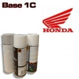 HONDA MOTORCYCLE PAINT - 1K Basecoat in Spray Can