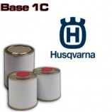 HUSQVARNA MOTORCYCLE PAINT All colour codes - 1K Basecoat for Spray Gun