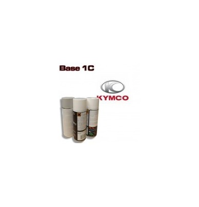 KYMCO MOTORCYCLE PAINT - 1K Basecoat in Spray Can