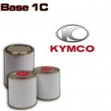 KYMCO MOTORCYCLE PAINT All colour codes - 1K Basecoat for Spray Gun
