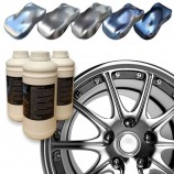 Metallic Epoxy Wheel Rim Paint