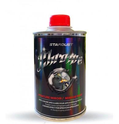 Chrome paint complete kit 1kg