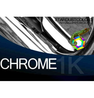 Adhesion topcoat for chrome and difficult metals