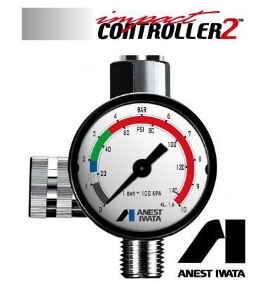 Iwata Manometer – Impact Controller 2