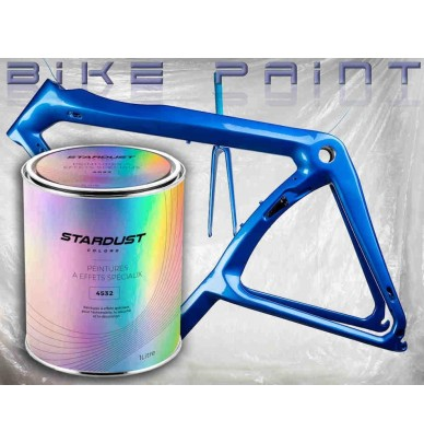 Candy paint complete kit for bikes