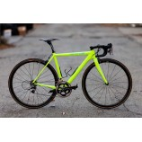 Complete fluorescent paint kit for bikes