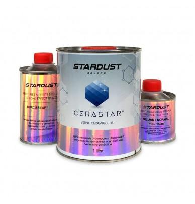 Automotive ceramic top coat CERASTAR