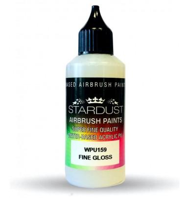 Airbrush Acrylic-Polyurethane Topcoats – Matt, satin or gloss