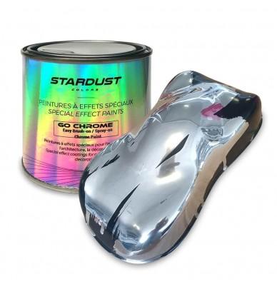 GO Chrome - brush-on single coat mirror paint