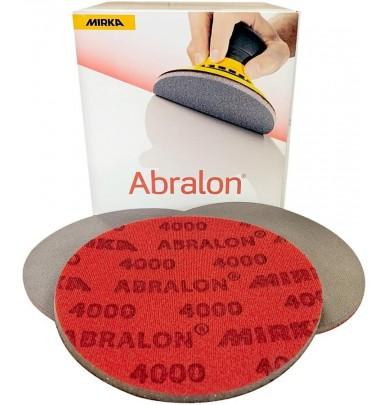 5 Sanding and polishing disks ABRALON 1000 to 4000