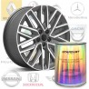 Paint for all brands rims in cans