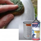 BI-COMPONENT WHITE OR BLACK FILLER PRIMER - SPRAY 290ML
