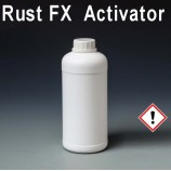Activator for rust effect