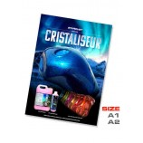 Poster Crystalizer paint