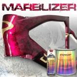 Marblizer effect kit for bike