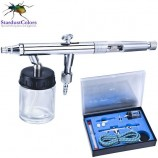 Bottom feed airbrush 182