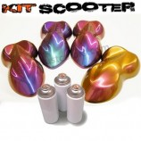 Complete Kit for Scooter - Chameleon paint