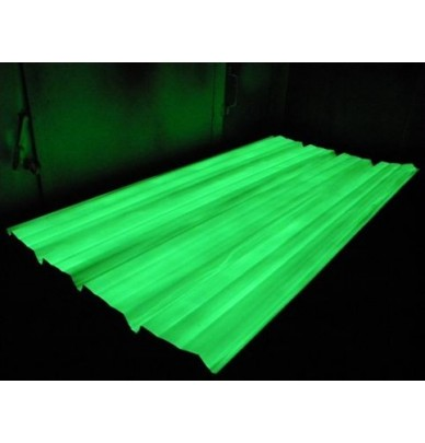 1.5kg Photoluminescent Varnish GREEN