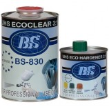 Ultra HS Clearcoat 1L + 500ml hardener