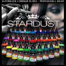Stardust pro paints