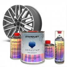 Topcoats for rims
