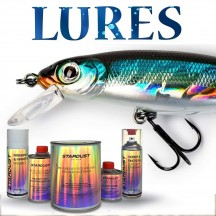 Paint for fishing decoys