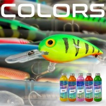 Colors and shades for decoys.