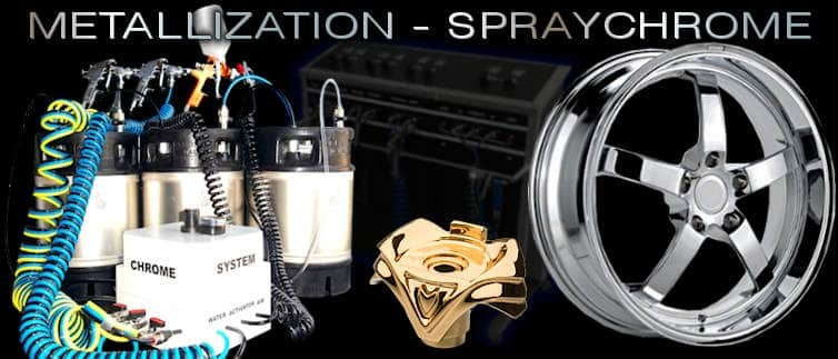 Metallization Spraychrome